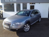 used Audi Allroad ALLROAD TDI QUATTRO TDV**Leather** in cheshire