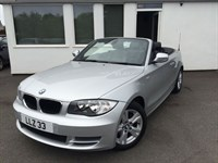 used BMW 118d SE **Black Leather** in cheshire