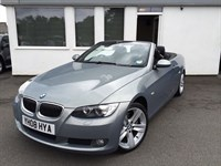used BMW 325d SE **Black Leather** in cheshire