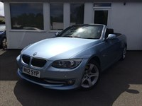 used BMW 325d SE**Full BMW S/History/Black Leather** in cheshire