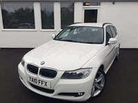 used BMW 325d SE TOURING**Black Leather/Sat Nav** in cheshire