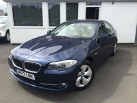 used BMW 520d EFFICIENTDYNAMICS *Tan leather * £30 Road Tax * in cheshire