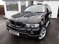 Used BMW X5 Sport**Sat/Nav-Panoramic Roof-Black Leather**