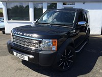 Used Land Rover Discovery 3 TDV6 7 SEATS