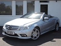 used Mercedes E350 CDI BLUEEFFICIENCY SPORT *Light Grey Leather+Sat Nav* in cheshire