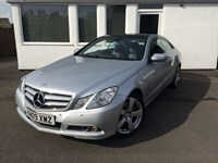 used Mercedes E350 CDI BLUEEFFICIENCY SE *Panoramic Roof+Command Nav+Media+DAB* in cheshire