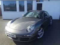 used Porsche 911 CARRERA 2 TIPTRONIC S in cheshire