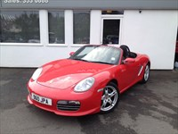 used Porsche Boxster 24V SPORT EDITION in cheshire
