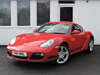 used Porsche Cayman 24V Gen 2  Black Leather, 1 Owner - Finance packages available: HP, PCP etc in cheshire
