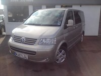 Used VW Caravelle EXECUTIVE TDI 174