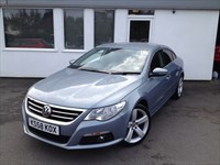Used VW Passat CC GT TDI 170 bhp DSG Nav+Nappa Leather+DAB+Bluetooth - Massive Specification