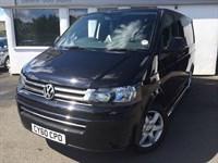 used VW Transporter T30 TDI 140 KOMBI *Sportline Spec* NO VAT in cheshire