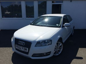 used Audi A3 TDI SPORT in cheshire