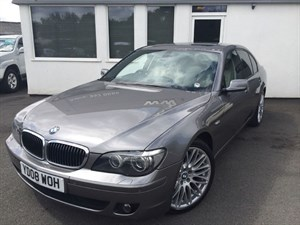 used BMW 730d SPORT in cheshire