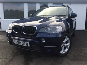 used BMW X5 XDRIVE30D SE**7 Seats** in cheshire