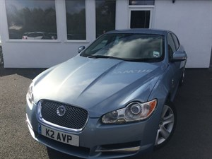 used Jaguar XF PREMIUM LUXURY V6 *Massive Spec - Full Jaguar History* in cheshire