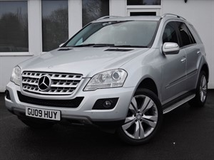 used Mercedes ML280 CDI SPORT**Half Leather/Electric Open/Closer Hatch** in cheshire