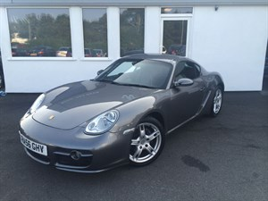 used Porsche Cayman 24V in cheshire