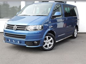 used VW Caravelle SE TDI in cheshire
