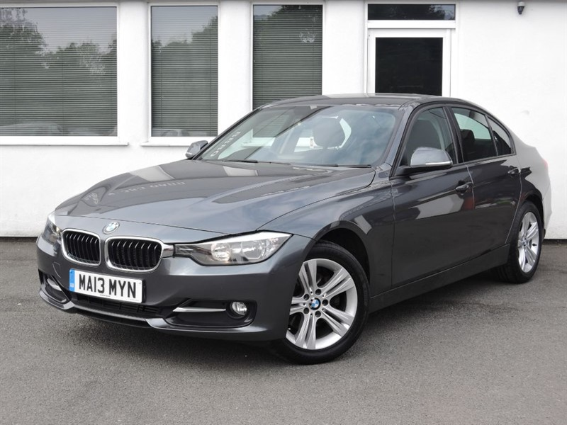 used BMW 320d SPORT £30 Road Tax in cheshire