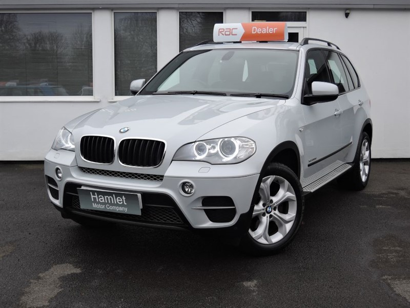 used BMW X5 XDRIVE30D SE **7 Seater** in WIRRAL