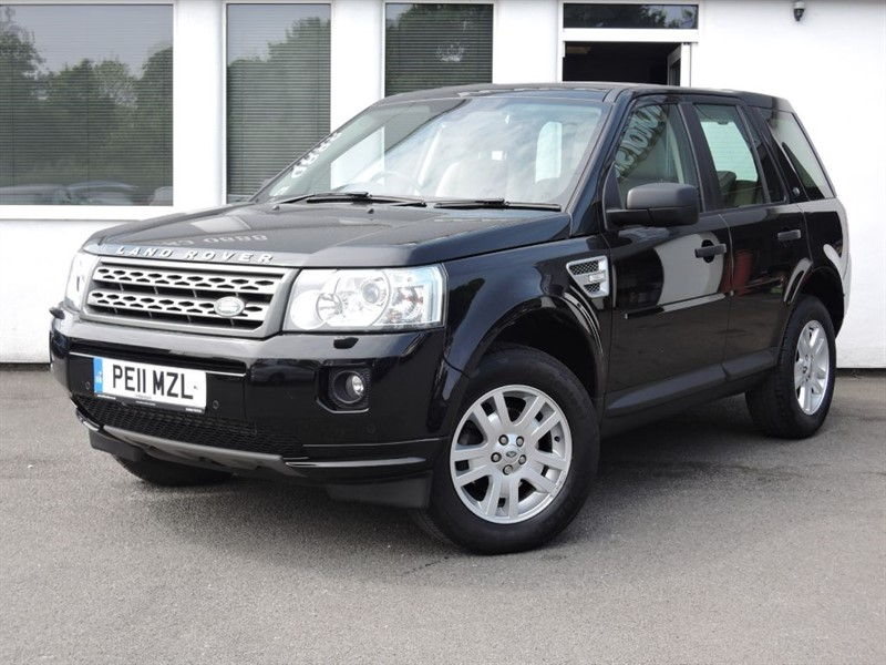 used Land Rover Freelander 2 TD4 XS**Panoramic Roof+Sat Nav** in cheshire