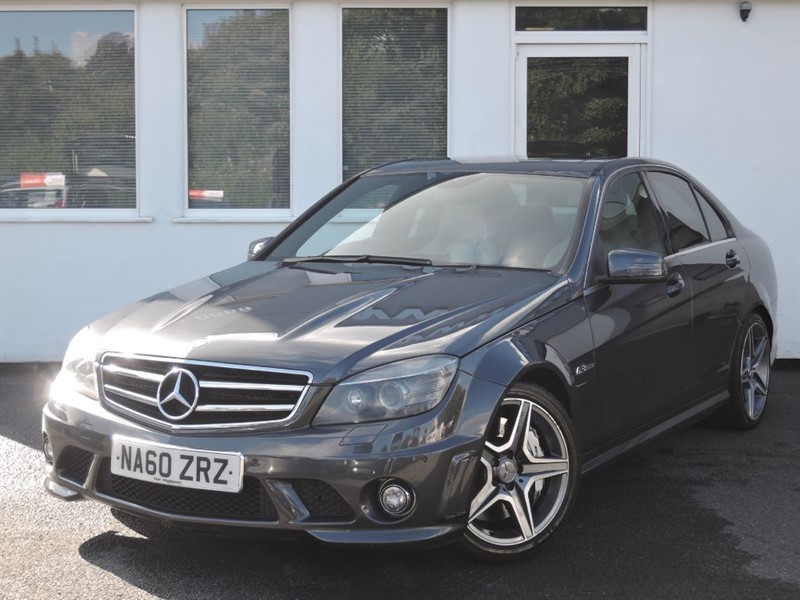 used Mercedes C63 AMG *Sat Nav - Reverse Camera - Sunroof - Enormous Specification** in cheshire