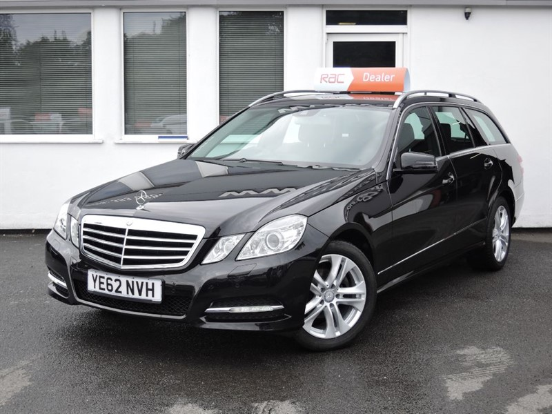 used Mercedes E220 CDI BLUEEFFICIENCY S/S AVANTGARDE in cheshire