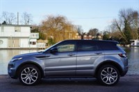 Used Land Rover Range Rover Evoque SD4 DYNAMIC MANUAL