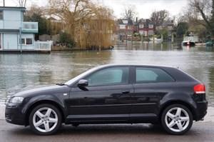 Audi A3 TDI SE AUTO