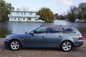 BMW 520d SE BUSINESS EDITION TOURING