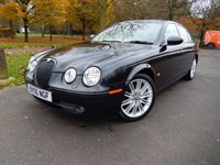 Used Jaguar S-Type V6 TDi SPORT 6SP 206BHP