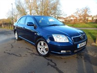 Used Toyota Avensis T3-X VVT-I AUTOMATIC