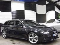 Used Audi A4 Avant 3.0 TDI Quattro S Line 5dr Tip Auto (FANTASTIC SPEC PLEASE READ ON)