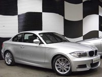 Used BMW 120d 1 SERIES M Sport 2dr (EXCEPTIONAL EXAMPLE)