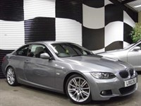 Used BMW 325d 3 SERIES M Sport 2dr Auto (EXCEPTIONAL CAR)