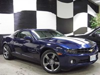 Used Chevrolet Camaro Auto RS & 2LT Package