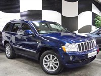 Used Jeep Grand Cherokee CRD Overland 5dr Auto (FANTASTIC SPEC READ ON)
