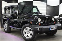 Used Jeep Wrangler CRD Ultimate 2dr