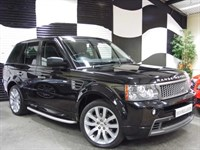 Used Land Rover Range Rover Sport TDV6 Stormer 5dr Auto (EXCEPTIONAL EXAMPLE)