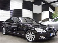 Used Mercedes S350 S350 4dr Auto 3.5 (MASSIVE SPECIFICATION READ ON)