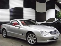 Used Mercedes SL350 SL CLASS 2dr (OUTSTANDING EXAMPLE)