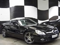 Used Mercedes SL350 SL CLASS 2dr 7G-Tronic (AMG SPECIAL EDITION)