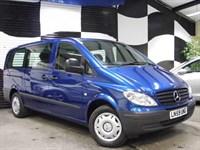 Used Mercedes Vito  111 CDI AUTO WHEELCHAIR LIFT