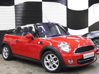 Used MINI Convertible TD Cooper D 2dr (EXCELLENT SPEC+STUNNING CAR)