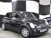 Used MINI Hatch ONE 3dr GREAT CAR HISTORY