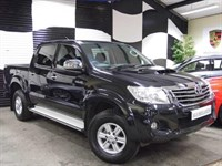 Used Toyota Hilux Icon Pick Up D-4D 4WD 144