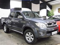 Used Toyota Hilux INVINCIBLE D4D AUTO 171
