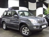Used Toyota Land Cruiser LC3 5dr 4WD (STUNNING EXAMPLE)
