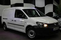 Used VW Caddy MAXI TDI Panel Van